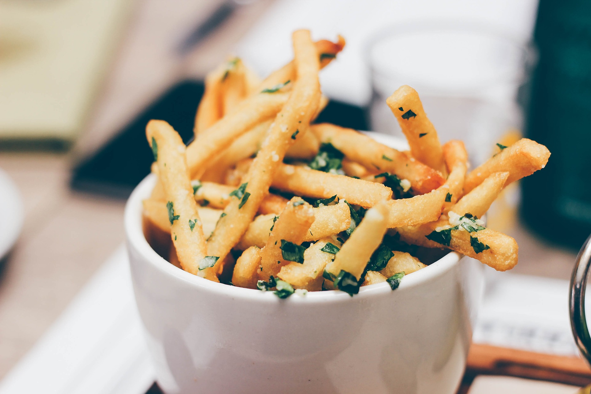 Find out the 7 secrets to Perfect Belgian Fries !