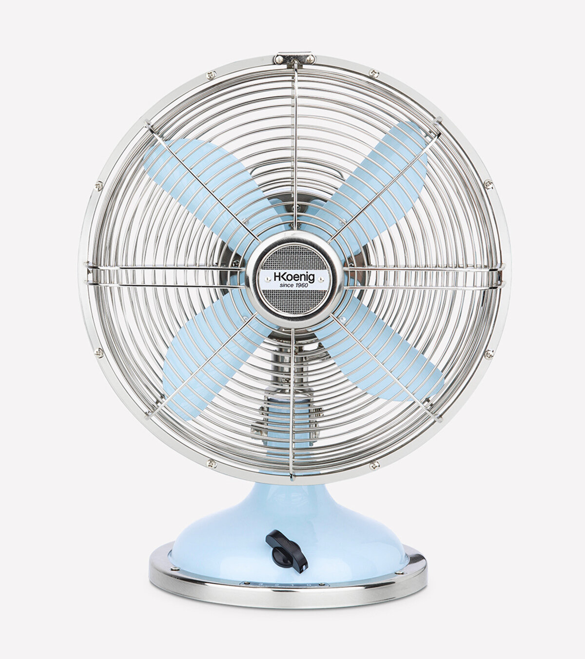 design metal fan