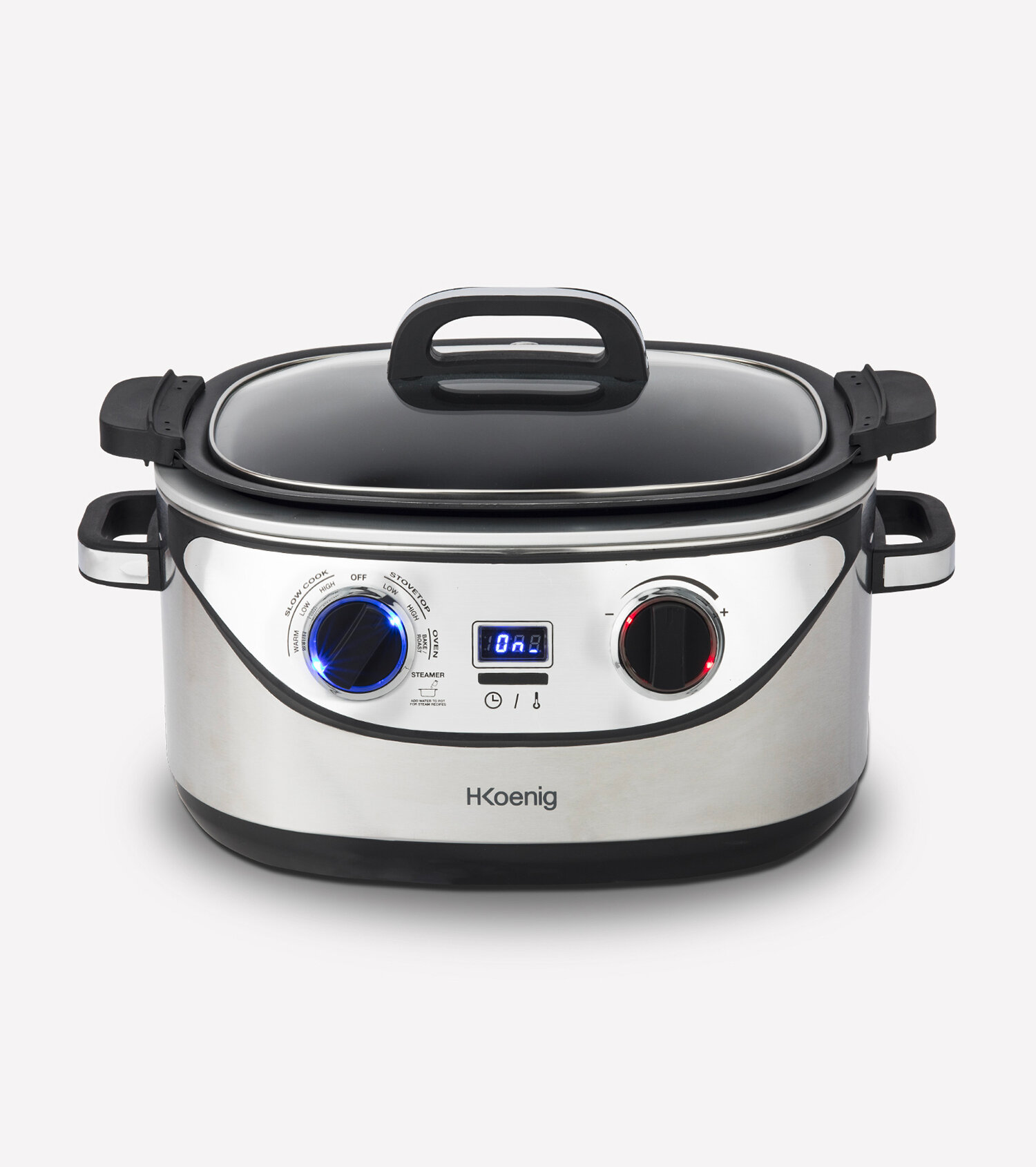 multifunction electric slow cooker