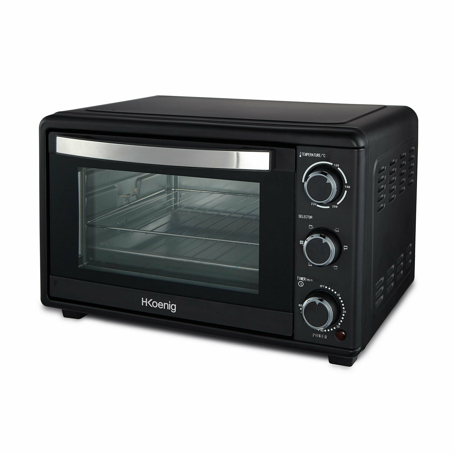 electric compact oven
