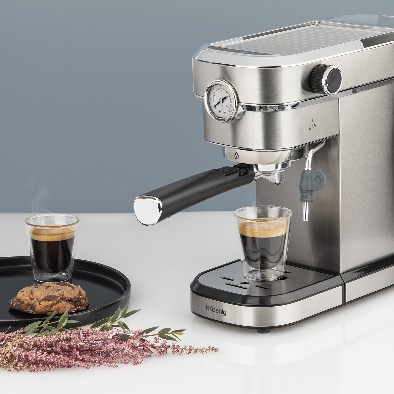 breakfast > Coffee maker > espresso machine : Koenig - EN